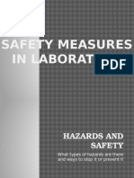 Chapter 1 Hazards and Safety 1