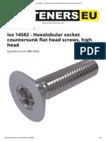 iso 14582 - Hexalobular socket countersunk flat head screws, high head.pdf