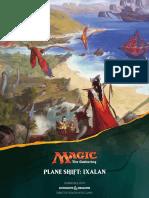 Plane Shift Ixalan (castellano).pdf