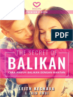 Secret of Balikan (1)