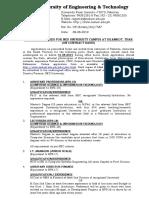 JOB OPPORTUNITIES FOR NED UNIVERSITY CAMPUS AT ISLAMKOT, THAR.pdf