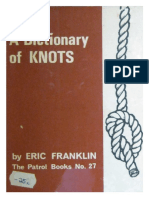 A Dictionary of Knots