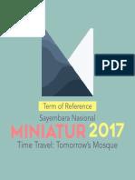 miniatur 2017