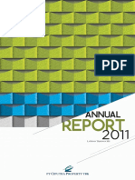 CTRP Annual Report 2011