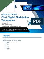 DCN_Ch 4 Digital Modulation 205848