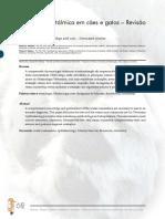 Semiologia oftalmológica em cães e gatos