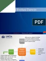 Evolusi Darwin