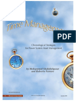 2005 Time Management