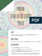 1. PDF Telar Mixto (VERSION I)