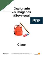 Diccionario en Imágenes. La Clase-2