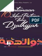 10 amalan Dzulhijjah.pdf