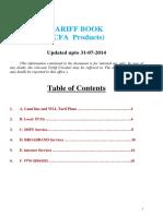 cfatariffbook.pdf