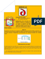 Ficha Práctica Derive
