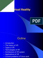 Virtual Reality-report Final