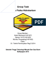 Tugas Kelompok KFHC (Astari, Gerson, Dan Monik)
