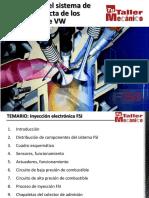 Diagnóstico del Sistema FSI de VW