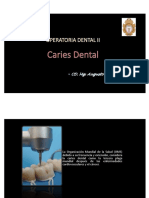 Caries Dental - Sesión Tutor