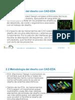 2.2 Metodología de Diseño Con CAD-EDA