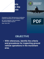 Ground Vehicle Operations ICAO