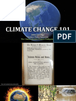Climate Change 101