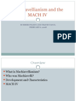 Machiavellianism.ppt