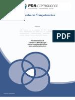 Ejemplo Report e Competencias Gru Pal