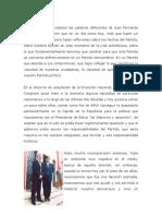 Gaviria - Posesion Partido Liberal