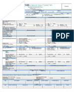 PNBS Application Form