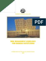 Risk Management Guidelines for Malawi