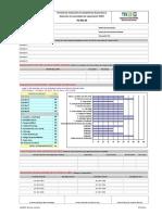 Formato de evaluación la personal