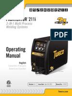 Tweco Fabricator 211i manual