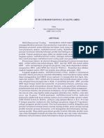Analisis Multidimensional Scaling (Mrs)
