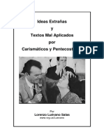 Ideas Extrañas y Textos Mal Aplicados x Carismáticos y Pentecostales - L Luevano.pdf