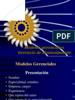 conceptos basicos sobre modelos gerenciales
