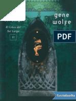 Lago Del Sol Largo - Gene Wolfe