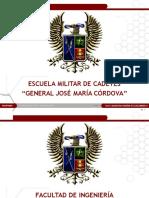 Resistencia de Materiales 2019 - 1 Segundo Corte