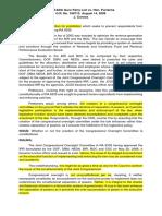 ABAKADA Guro Party List vs. Purisima