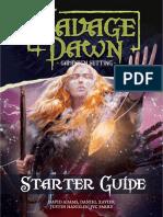 SavageDawn StarterGuide CC2.1