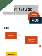 Genre analysis - First Group Class A.pptx