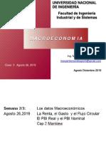 Clase 3 Datos Macroeconómicos Agosto 26