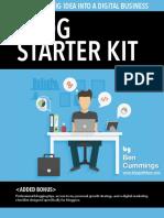 The Blog Starter Kit