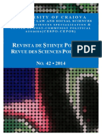 Revista Stiinte Politice Issue 42
