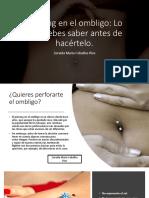 Piercing en El Ombligo, Zoraida Maria Ceballos Rios