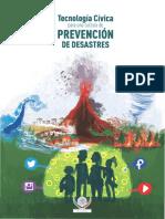 Tecnología Civica Para Una Cultura de Prevención