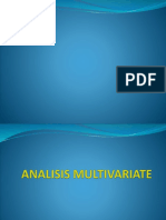 Analisis Multivariat