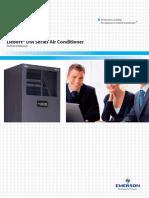 Liebert DM Series Air Conditioner Tech Manual