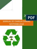 Manual de Charlas Sostenibilidad