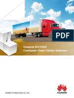 HUAWEI IDS1000 Container Data Center Solution Brochure