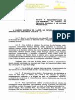 Lei 1622 Regulamenta Funcionamento de Fontes de Emissoes Sonoras