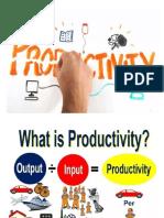 Productivity Group 3